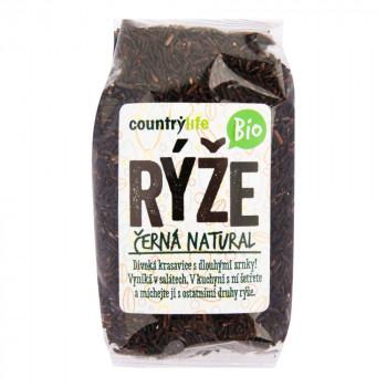 Organic black rice, 500 g...