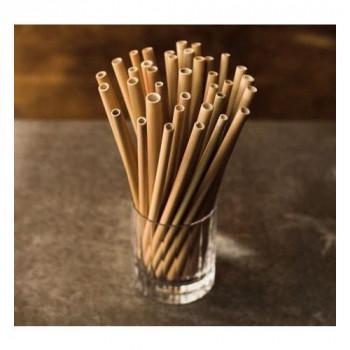 Bambukinis  šiaudelis