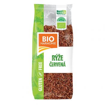 Organic red rice, 500 g Bio...