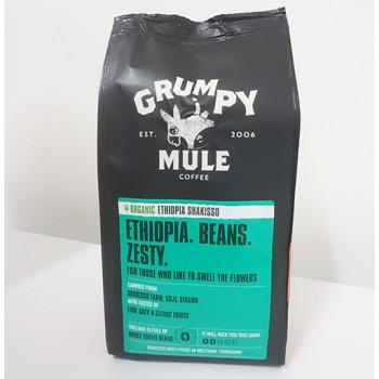 Ekologiškos kavos pupelės...