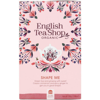 Organic tea, Shape me,...
