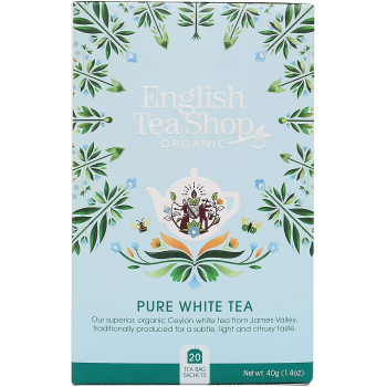 Organic Pure White tea,...