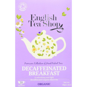 Organic Decaffeinated...