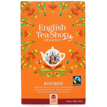 Organic Rooibos, English...