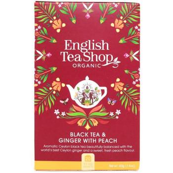 Organiskā melnā tēja ar...