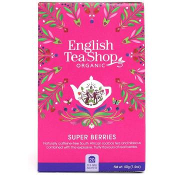 Organiskā tēja ar ogām,...