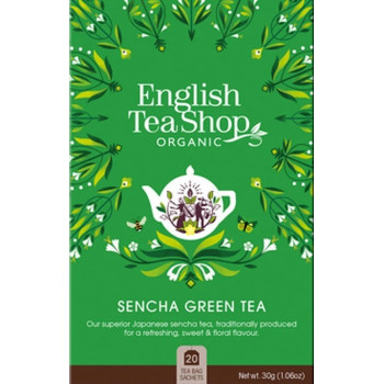 Organic Sencha Green tea,...