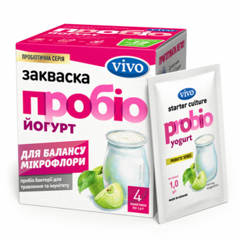 Yoghurt yeast PROBIO, Vivo...