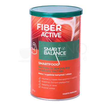 Fiber Active powder, Acorus...