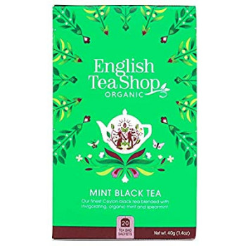Organic Black Tea with...