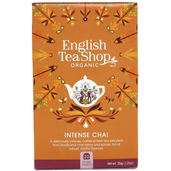 Organic Intense Chai Tea,...