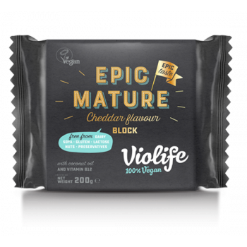 Epic Mature Cheddar, 200 g...