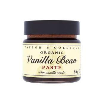 Ekologiška vanilės pupelių...