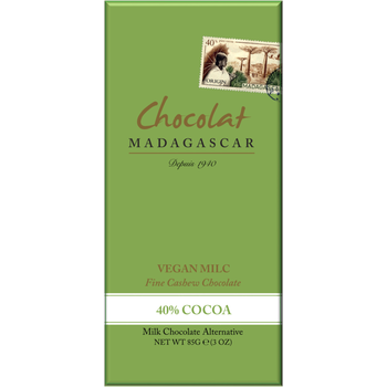 Fine Cashew Chocolate 40%,...