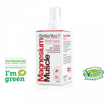 Magnesium spray for...