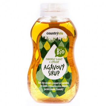 Agave syrup, 250 ml Country...
