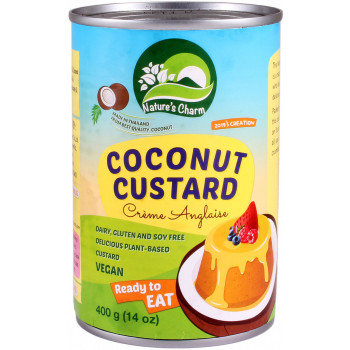 Coconut Custard, 400g...