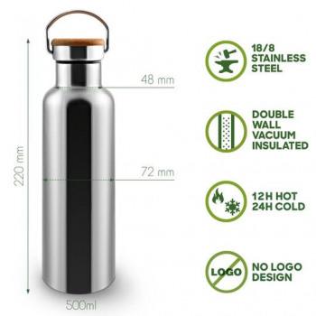 Stainless steel bottle,...