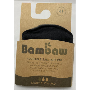 Reusable sanitary pad light...