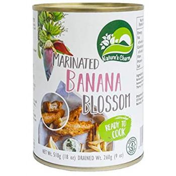 Marineeritud banaaniõis,...