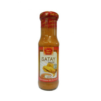 Satay Sauce, Chef's Choice...
