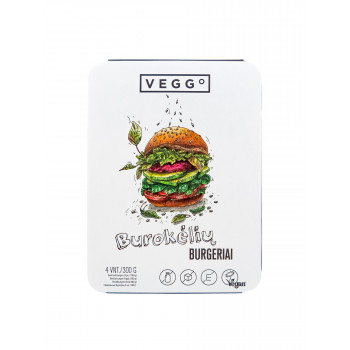 Burokėlių burgeriai, 300 g...