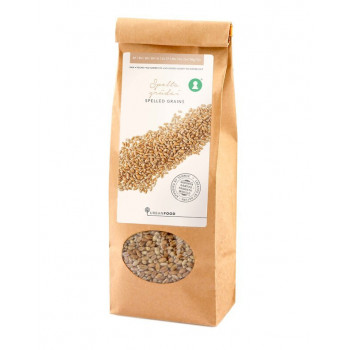 Spelled grains, 500g Urbanfood