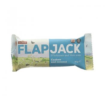 Cashew & Coconut Flapjack,...