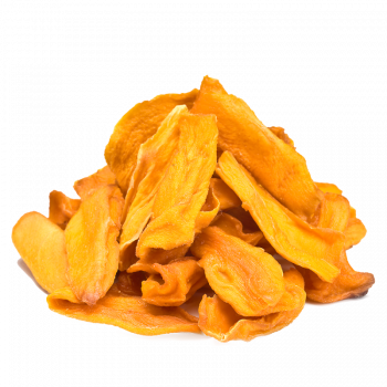 Dried mango strips (without...