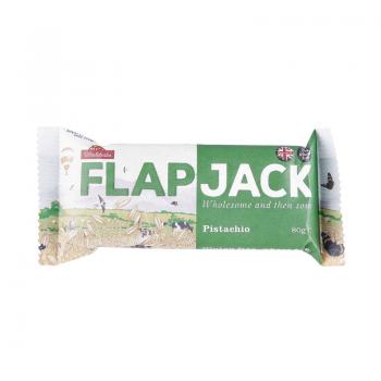 Pistachio Flapjack, 80 g...