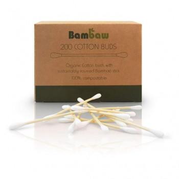 Bambukiniai ausų...