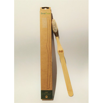 Bamboo toothbrush (soft),...