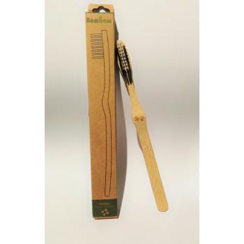 Bamboo toothbrush (medium...