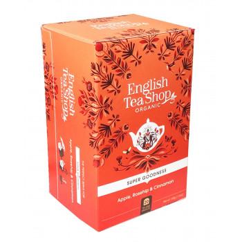 Organic Hibiscus herbal tea...