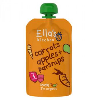 Ekologiška tyrelė iš morkų,...