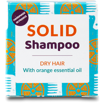 Solid shampoo for dry hair...
