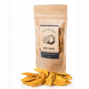 Dried mango, With love from...