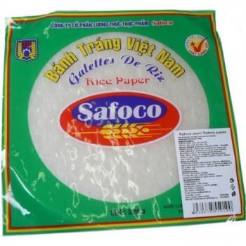 rice paper, 250 g Safoco