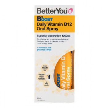Sprayable vitamin B12, 25...