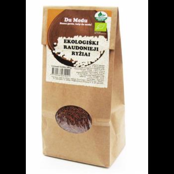 Organic Red Rice 500g, Du Medu