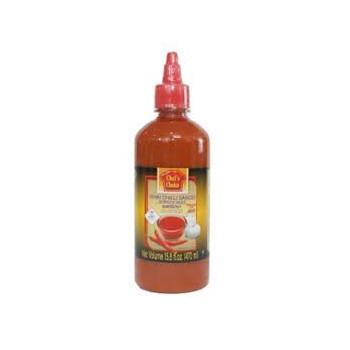 Sriracha sauce (very spicy)...