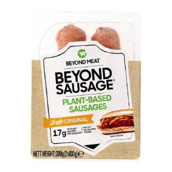 Vegan sausages BEYOND MEAT,...