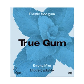 Chewing gum strong mint...