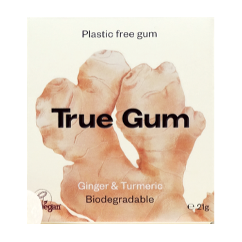 Chewing gum ginger &...