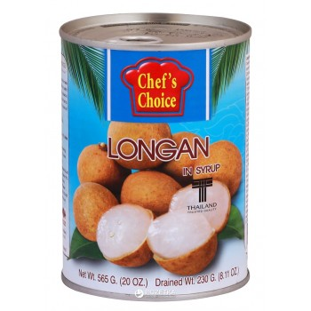Longan in syrup, 565 g...