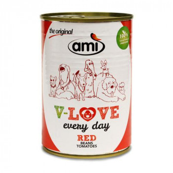 AMI V-Love Red - oad ja...