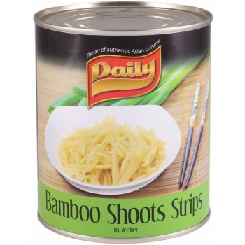 Bamboo shoots strips, 540 /...