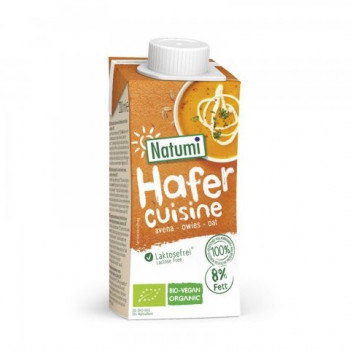 Oat cream, 200 ml Natumi