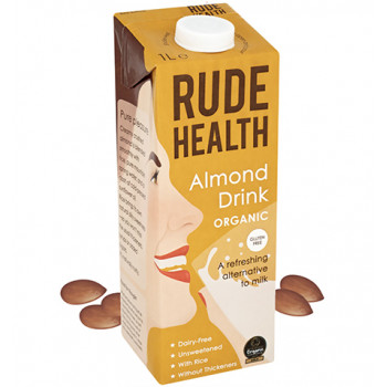 Organic almond drink Rude...