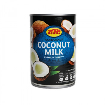 Coconut cream, 400 ml kTc
